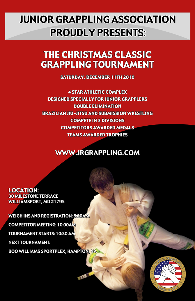 christmas classic junior grappling tounament