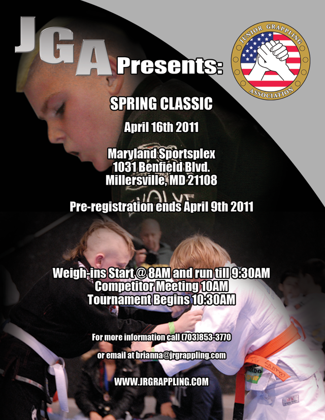 Events – Junior Grappling Association