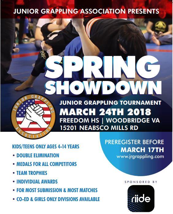 Spring Showdown 2018 | March 24th
