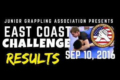 East Coast Challenge Results | 9.10.2016